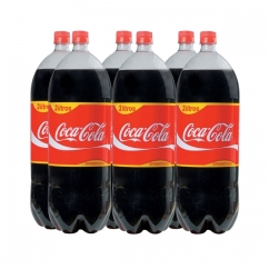 coca-cola3 litros
